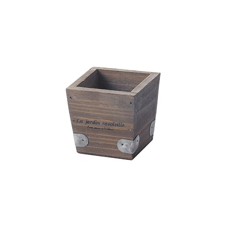 Paseo/Wooden Planter XS /PPSWD32-R【01】