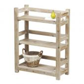 【直送】Paseo/Recycle Wood Rack/WK-01※返品・代引不可【01】