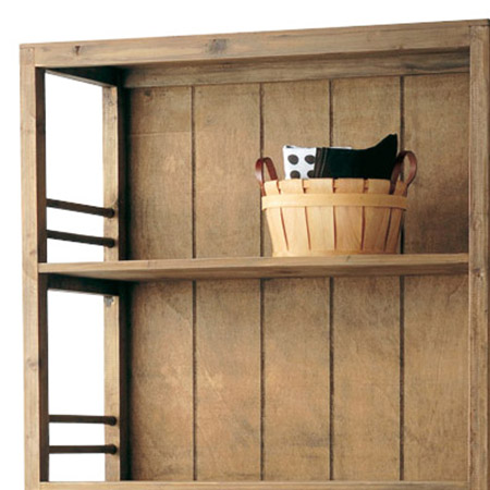 【直送】Paseo/Recycle Wood Rack/WK-11BR※返品・代引不可【01】