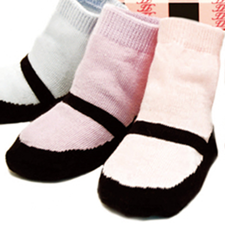 SPICE/MARY JANE BABY SOCKS PASTEL 6PAIRS/TRM007PA【01】