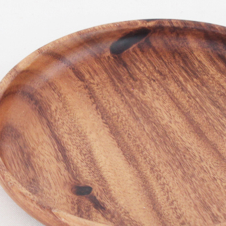 SPICE/WOOD PLATE ROUND M/PH947【01】