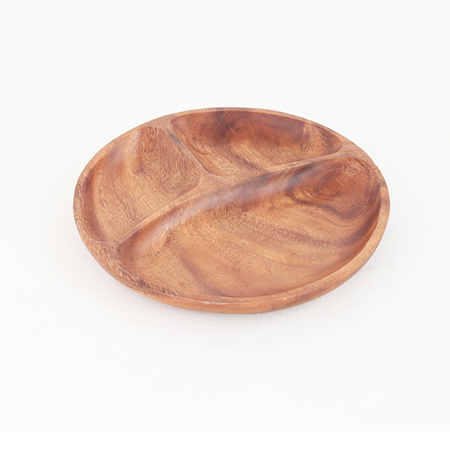 SPICE/WOOD LUNCH PLATE/PH950【01】