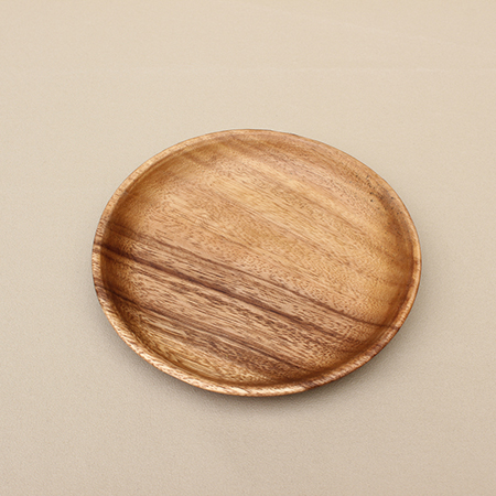 SPICE/WOOD TRAY ROUND/PH911【01】