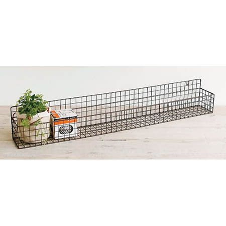 SPICE/RUSTIC WINDOW PLANTER RACK 800/JDS502【01】