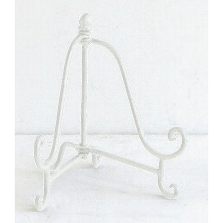 SPICE/JARDIN FER PLATE STAND WH/YHF723WH【01】