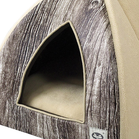 SPICE/PAW-PAW WOODY PET DOME/HMLY4120【01】