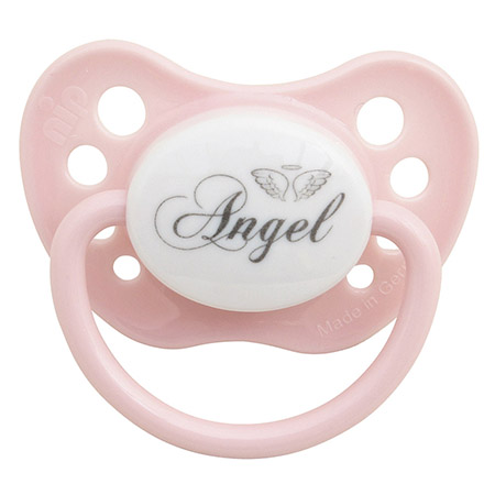 SPICE/PACIFIER ANGEL PK L(5mths+)/LTM005LPK