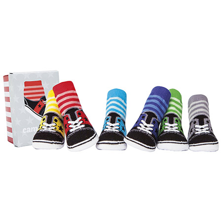 SPICE/CAMERON'S BABY SOCKS 6PAIRS/TRM115【01】