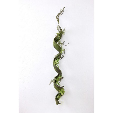 【造花】SPICE/DECOR IMITAION FERN GARLAND SPIRAL/XHDY5070【01】