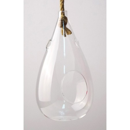 SPICE/Hanging vase with the rope Clear Sサイズ/KEGY5011【01】