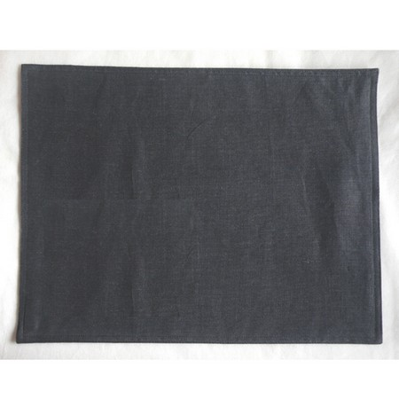 SPICE/NEW DAY PLACEMAT CHARCOAL GRAY/MTLG5030CG【01】