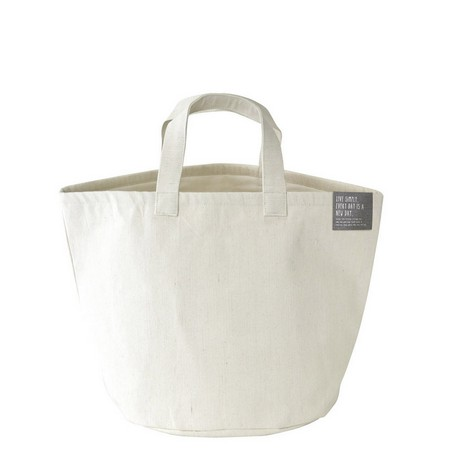 SPICE/NEW DAY BASKET BAG NATURAL Lサイズ/MTLG5073NA【01】