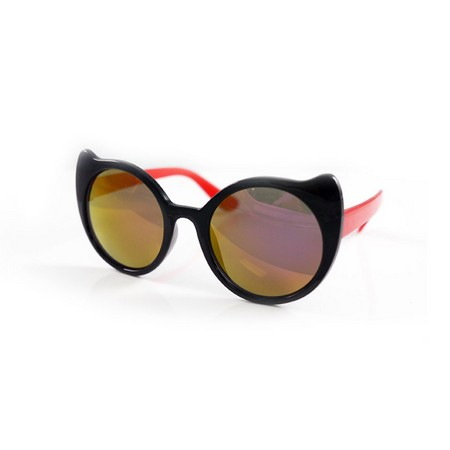 SPICE/KIDS SUNGLASSES CAT BLACK/SFKY1501【01】