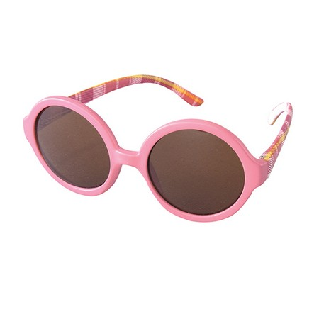 SPICE/KIDS SUNGLASSES ROUND PINK/CHECK/SFKY1513【01】