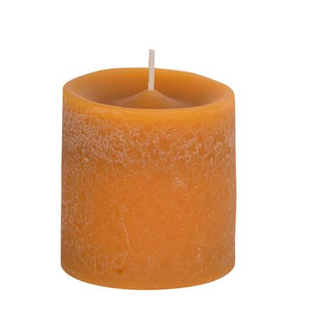 オレンジ・紫系キャンドル