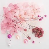 ハーバリウムに合う花材